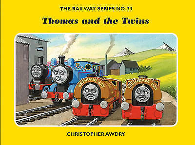 1 of 1 - The Railway Series  No. 33 : Thomas and the Twins (Classic Thomas the Tank Engin