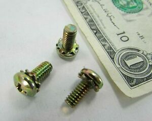 """100 #10 x 3//8/"""" External Tooth Lock Washer 4573 Lot"""