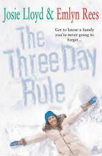The Three Day Rule, Lloyd, Josie, Rees, Emlyn, New Book