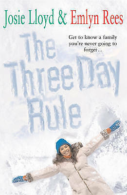 1 of 1 - The Three Day Rule, Rees, Emlyn, Lloyd, Josie, Good Book