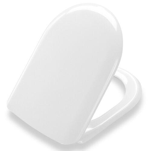 matt Pressalit Villeroy Boch MAGNUM WC Sitz Deckel Toilettendeckel Edelweiß