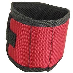 magnetische manschette f r den arm magnet armband halter. Black Bedroom Furniture Sets. Home Design Ideas