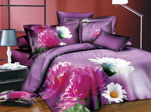 M212 Queen//King Size Bed Duvet//Doona//Quilt Cover Set New