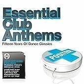 1 of 1 - Positiva - Essential Club Anthems (Fifteen Years Of Dance Classics, 3 X CD)