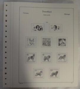 Kabe-formulaires Bund 1996-2008 Sans Poches (13620n)-afficher Le Titre D'origine