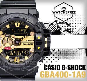Casio-G-Shock-GMIX-Bluetooth-Series-Watch-GBA400-1A9-AU-FAST-amp-FREE