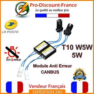2-x-Module-Anti-Erreur-OBD-T10-W5W-5W-Resistance-LED-CANBUS-Modules-Ampoules