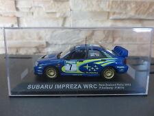 VOITURE MINIATURE SUBARU IMPREZA WRC N°7 DE 2003 ECH 1/43 ETAT NEUF
