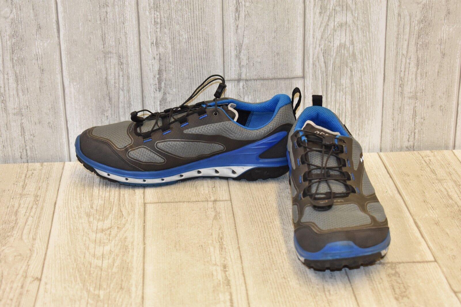 28f323bb5cc1 Ecco Biom Venture Low Sneaker-Men's Size 7-7.5 Black Titanium Dynasty