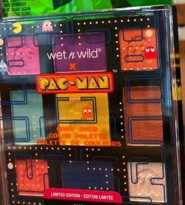 Wet-n-Wild-x-PAC-MAN-Game-Over-Color-Palette-BRAND-NEW-Sealed-limited-edition