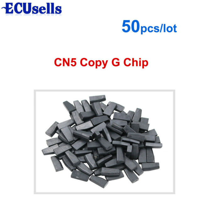 50PCS//LOT CN5 Copy G Chip 80 bit Repeat Clone by CN900 and ND900