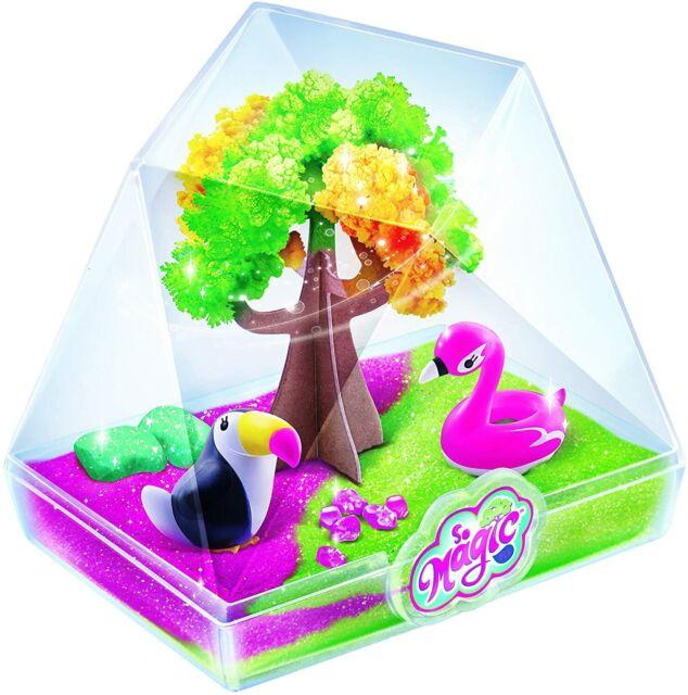 Loisirs Créatifs Canal Toys NEUF Magic Terrarium Cosmic Arbre Magique DIY