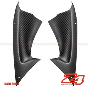 Side Air Duct Cover Fairing Cowling Insert Part For Yamaha YZF R6 2008-2016 R6