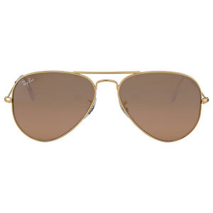 Ray-Ban-Aviator-Gradient-Silver-Pink-Mirror-58-mm-Ladies-Sunglasses
