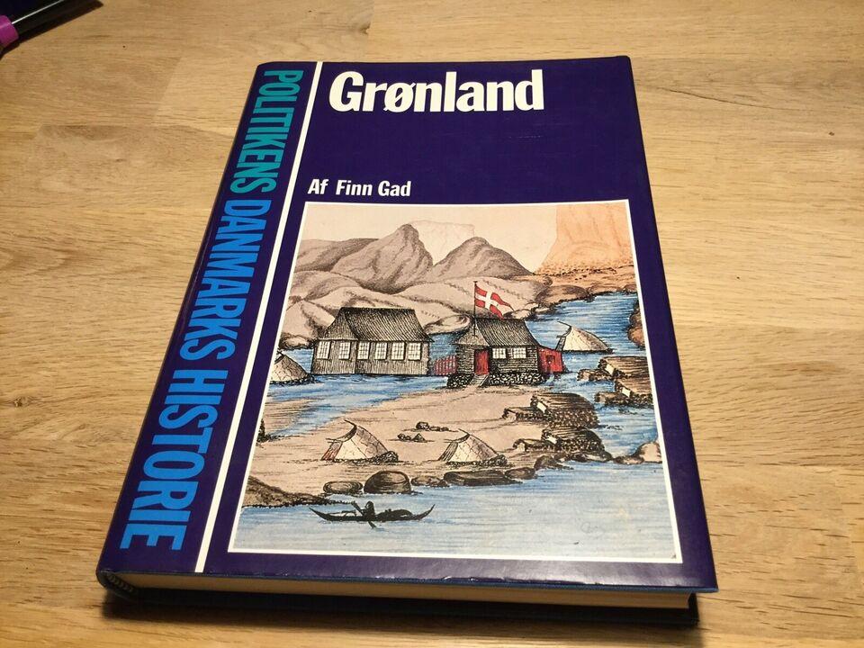 Grønland, Finn Gad, anden bog