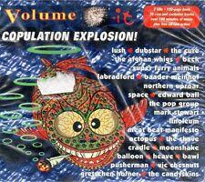 Volume Sixteen-Copulation Explosion! 1 cd + 1 cds + book sealed Cure Beck Pop