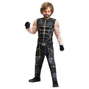WWE Wrestling Seth Rollins Costume Kids Halloween Fancy Dress | eBay