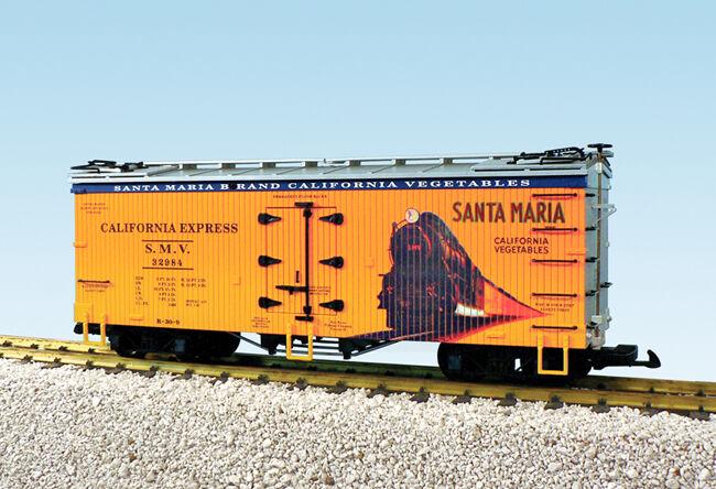 USA Trains Escala G R16326 Santa Maria verduras-Orangután