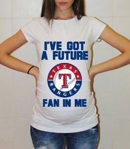 7eb5e1b04cdc4 Image is loading Texas-Rangers-Baby-Pregnancy-Shirt-Maternity-T-Shirt-