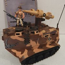 GI JOE ~ 2006 RENEGADES WARTHOG APV & SGT SLAUGHTER ~ A.P.V. JOECON convention ~