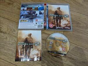 Call of Duty Modern Warfare 2 PS3 Playstation 3 **FREE UK POSTAGE**