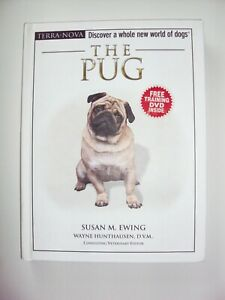 The-Pug-Terra-Nova-207-Page-Hardcover-Book-With-Training-DVD