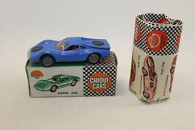 NACORAL CHIQUI CARS FERRARI DINO N°2021 ESPANA ESPAGNE | eBay