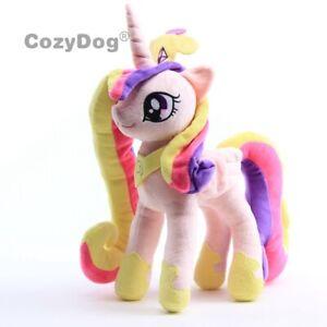 Princess-Cadence-Plush-Doll-30cm-12-039-039-High-Quality-Pink-Unicorn-Stuffed-Toy