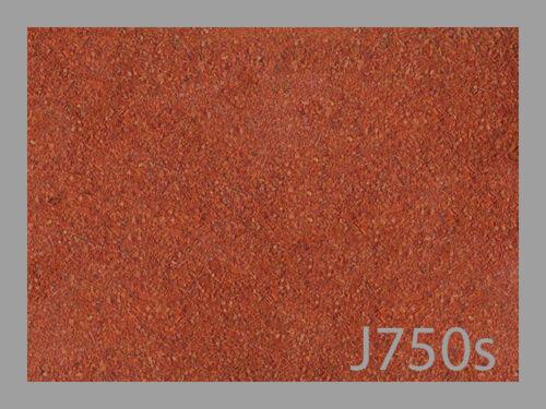 {J750s} Poudre grain moyen couleur Rouge 80g
