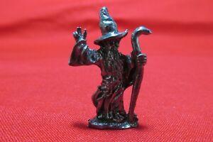 Pewter Fantasy   Wizard Figurine