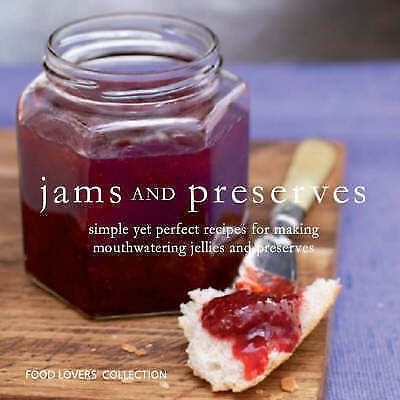 1 of 1 - Jams and Preserves (Gourmet Collection), , Very Good Book