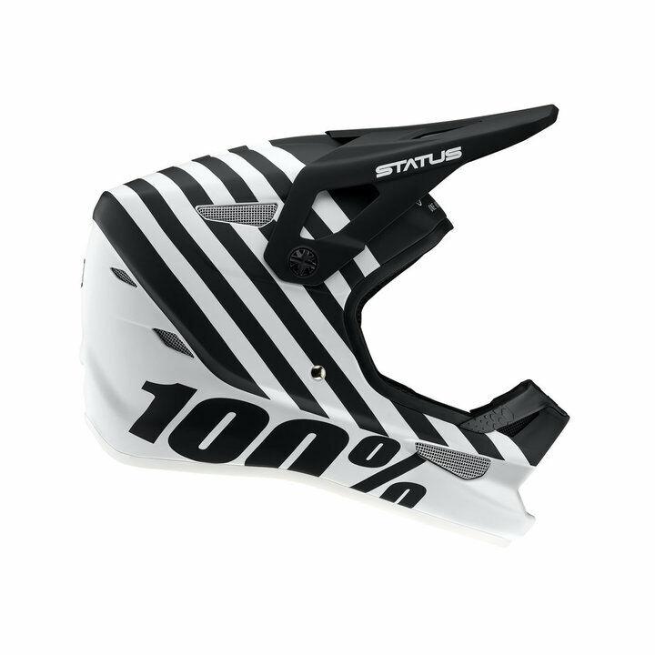 100% Status FullFace Helmet  Arsenal SM