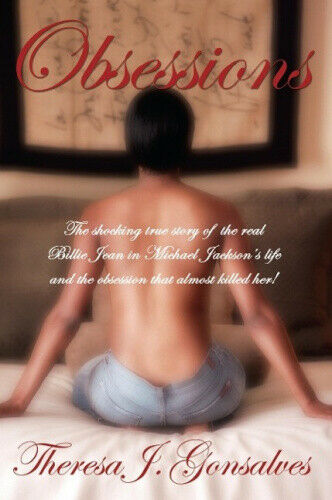 Obsessions by Theresa, J. Gonsalves.