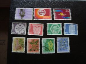 Switzerland-Stamp-Yvert-and-Tellier-N-965-A-975-Obl-A2-Stamp-Switzerland-E