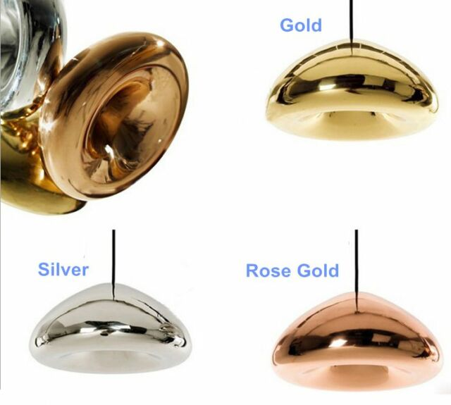 Unique Design DIY Ceiling Lamp Light Glass Pendant Lighting Bulb Home Cafe Decor