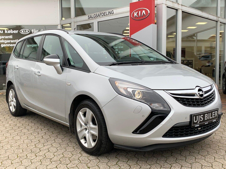 Opel Zafira Tourer 1,4 T 140 Enjoy aut. 5d - 189.900 kr.