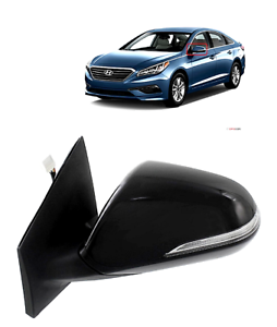 Image Is Loading New Left Driver Electric Side Mirror With Signal