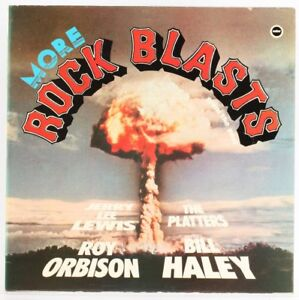 Various-More-Rock-Blasts-From-The-Past-Vinyl-Record-USED