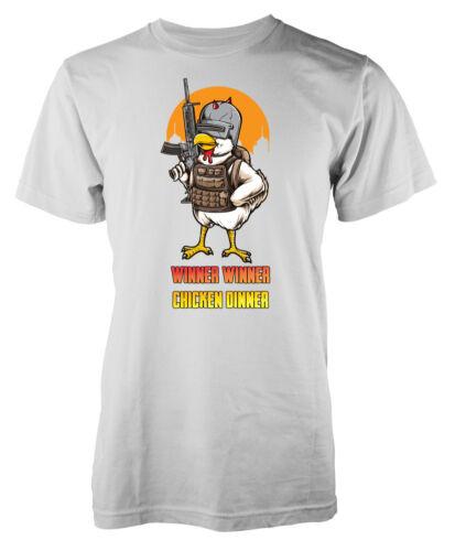 PUBG Player Unknown/'s Battleground Winner Winner adult t shirt