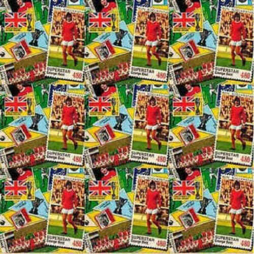 1972-SUN-Soccerstamps-Football-Stamps-045-to-500-Various-Teams-Players