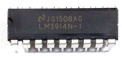 50PCS IC LM3914N LM3914N-1 DIP18 NS NEW GOOD QUALITY