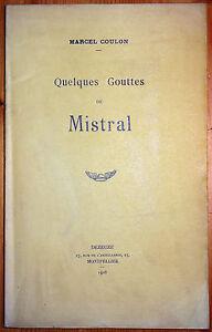 Marcel-COULON-Quelques-Gouttes-de-MISTRAL-1928-Dezeuze-Montpellier