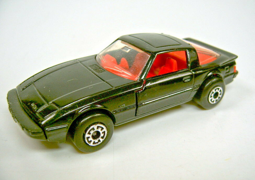 Matchbox 1-75 Superfast 76A Mazda RX 7 Pre-pro black noch Made in England