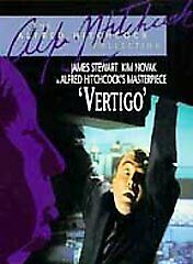 Vertigo DVD, 1998, Widescreen, Restored, Remastered, Jewel Case  - $6.30