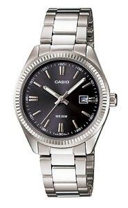 Casio-LTP-1302D-1A1-Orologi-Donna-con-data-50-metri