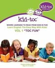 Kid Toc: Where Learning from Kids Is Fun! by MS Jasmine Basha (Paperback / softback, 2012)