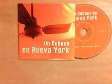 RARE CD PROMO 1 TITRE / LA DOULEUR DU DOLLAR / UN CUBANO EN NUEVA YORK / TB ETAT