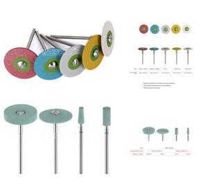Dental Wheel Disc For Porcelain Rubber/Ceramic Grinder Zirconia Diamond Polisher