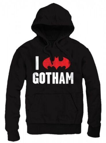 Batman con cappuccio Pullover i Bat Gotham