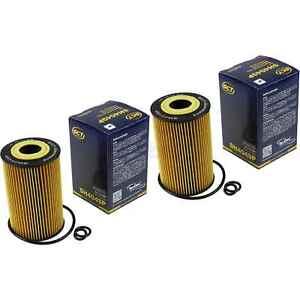 2xOriginal-SCT-Olfilter-SH-4049-P-Oil-Filter